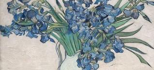 Van Gogh's flowers bloom again at the Met