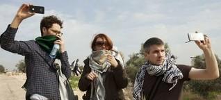 Westjordanland: Zu Tränen geführt