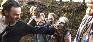 Mach den Test! | Wie lange würdest du eine Zombie- Apokalypse überleben?