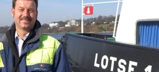 Hafenlotse in Hamburg: Einparker für den Käpt'n - SPIEGEL ONLINE