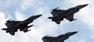Luftfahrtamt der Bundeswehr bestätigt: Kampfjets über der Region