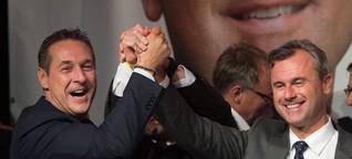 """""""Das ist ein Wahnsinn"""": Die FPÖ feiert unter Vorbehalt"""