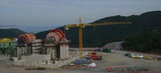 Griechisches Gold - Eine Region kämpft erbittert um eine Mine und die Natur
