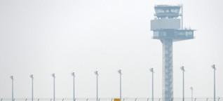Niemand hat die Absicht, einen Flughafen zu errichten