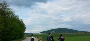 Twin City Walk: Ein Marsch zu Fuß von Wien nach Bratislava
