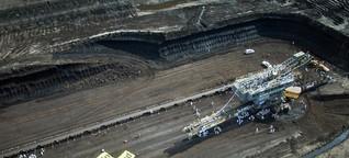Deutschland kommt nur langsam von der Kohle los