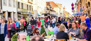"""""""Sternennacht"""" lockte 60.000 Besucher nach Erlangen - Erlangen - nordbayern.de"""