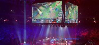 Computerspiel-Sport in Deutschland: Meister der E-Herzen