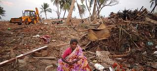 Indien: Nach dem Tsunami