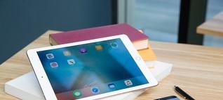 iPhone SE und iPad Pro 9.7: das dynamische Duo