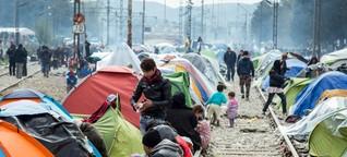 """UNHCR-Report: """"LSBTI-Flüchtlinge sind besonders gefährdet"""""""