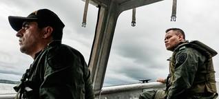 Kolumbien: Die Narcos sind zurück