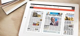 Blendle, Pocketstory und Co.: Die Zeitungszerpflücker