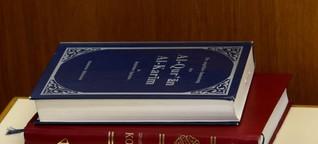 Islam: Böser Koran? Böse Bibel!