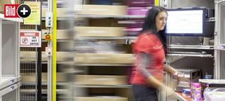 BILD im Mega-Warenlager: So läuft die Roboter-Revolution