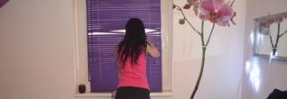 Das purpurne Frauenzimmer