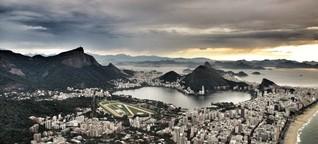 """Rio vor den Olympischen Spielen: """"Die Stadt ist ein totales Chaos!"""""""