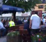 Facebook-Livestream aus dem Unwetter- Katastrophengebiet Stromberg