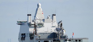 Deutsche Marine will NL-Unterstützungsschiff nutzen