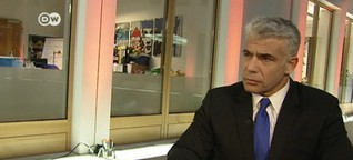 DW-Interview with israeli oppoition leader Yair Lapid: Labeling is a political issue 06.11.2015