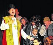 Vampir-Grusel als Musical im Playback
