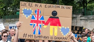 What Brexit and Theresa May mean for German students