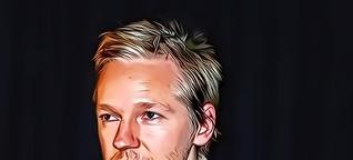 Julian Assange angeblich in der Botschaft überwacht