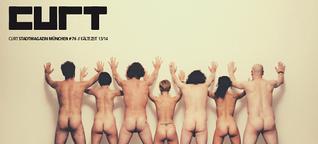 curt Magazin #76 >> Die ehrliche Ausgabe