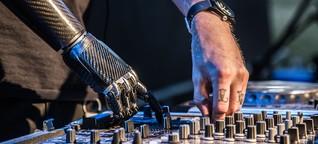 Prothesen-Punk und Cyborg-DJ