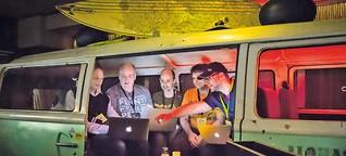 Herumspinnen ausdrücklich erwünscht: Hackathons im Trend