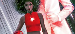 Schwanger, queer, muslimisch: So bunt können Comics sein
