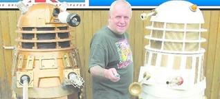 Daleks invade BFG