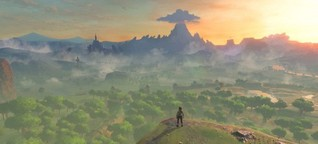 "Gamescom 2016: ""Legend Of Zelda: Breath of the Wild"" im Hands-On"
