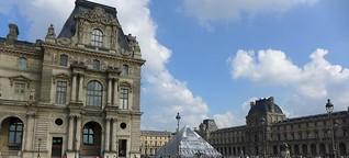 Paris bio und à vélo in neunzig Minuten