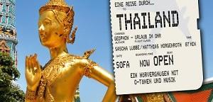 Reise-Hörbuch: Eine Reise durch Thailand