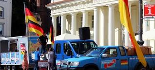 Wahl MV: AfD nimmt Kurs aufs Schweriner Schloss