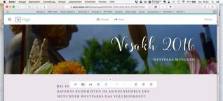 torial Blog | Schritt für Schritt zur Webreportage: Adobe Spark