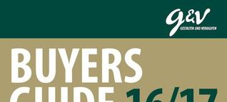 Buyers Guide Blumeneinzelhandel 2016/17