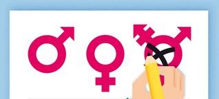 Geschlecht: divers