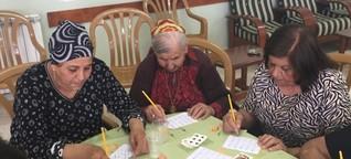 Altenheime für Palästinenser