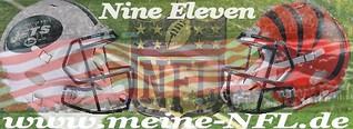 Nine Eleven: New York Jets - Cincinnati Bengals