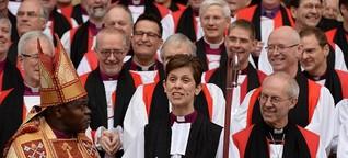 Sanktionsbeschluss gegen liberale US-Anglikaner