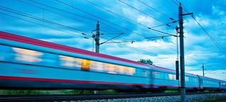 Mit dem Nachtzug von Berlin nach Wien: Schlafen in der Konservenbüchse