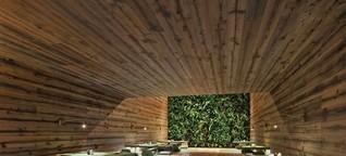 Indoorlandscaping - ein Stück Natur in der Architektur