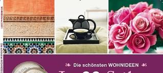Wohnidee Booklet – In 22 Stilen um die Welt