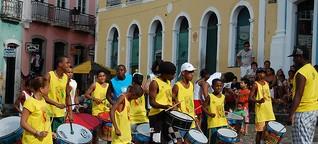 Der Beat von Bahia