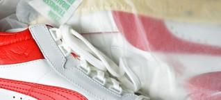Markenzeichen einer ganzen Generation - Sneakers We love them!