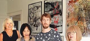 Kunst: Offene Ateliers gewähren persönliche Einblicke