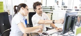 Trainee-Programme für Berufseinsteiger: Hineinschnuppern ins Unternehmen