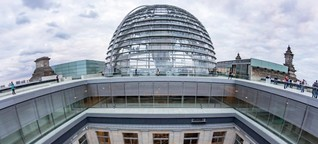 Berliner Republik - Liberale Gesellschaft wickelt sich ab